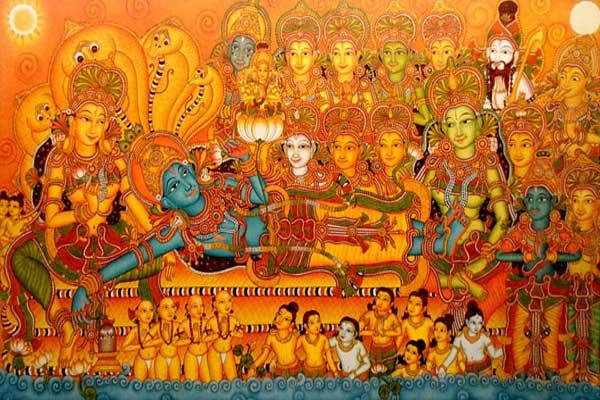 anathashayanam
