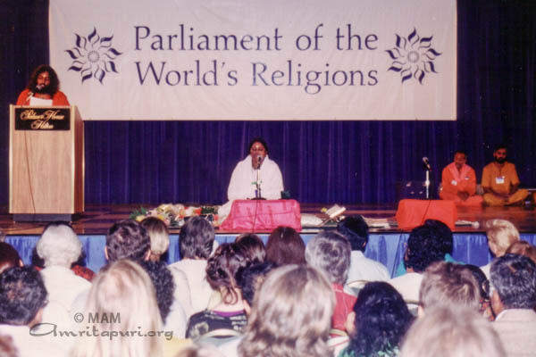 1993 amma-parliament of world religion