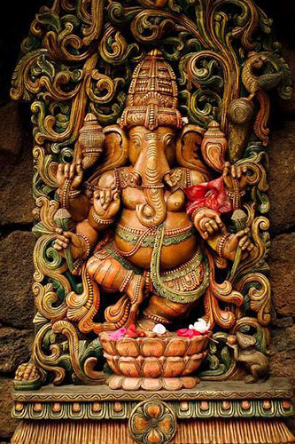 Lord Ganesha: symbolism and birth story, its meaning practice