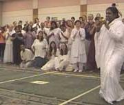 Amma dancing