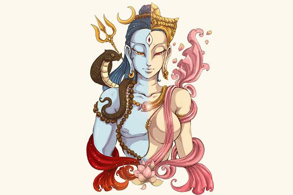 ardanareeswara