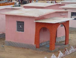 House for the poor in Rameswaram