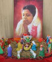 A picture of Amma