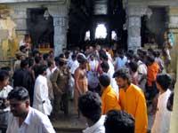 Amma in Rameshwaram