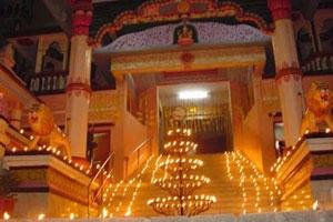 Kartika Puja in Amritapuri