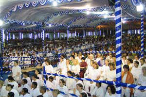 Amma's programme in Bangalore