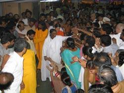 Amma in Mumbai