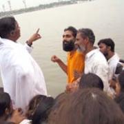 Amma and Ganga