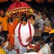 Amma in Kolkata, 2004