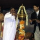 Amma launching the satellite education network