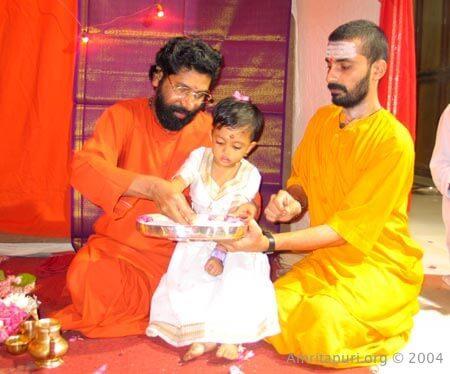 Vijaya Dhashami celebrations 2004