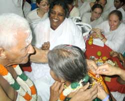 Amma marrying an older couple