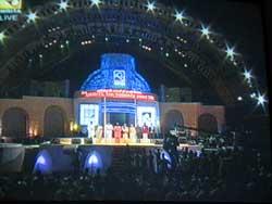 Amrita TV inaugural program