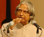 Abdul Kalam, President of India