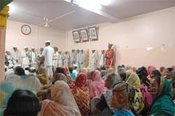 Sri Gajanan Maharaj Sansthan in Shegaon