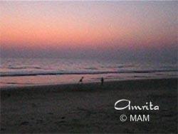 Dhareshwar Beach near Karwar, Karnataka