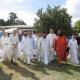Amma with devotees in Australia