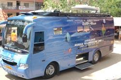Mobile telemedicine unit
