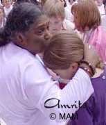 Amma holds Amritavarshini