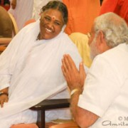 Amma fills us with new inspiration