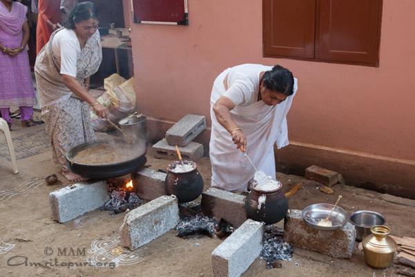ashram-pongal