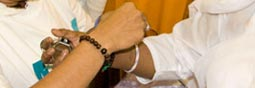 A Rakhi Bond with Amma