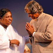 APJ-Kalam with Amma