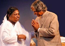 APJ-Kalam with Amma