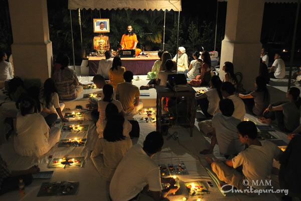 Manasa Puja