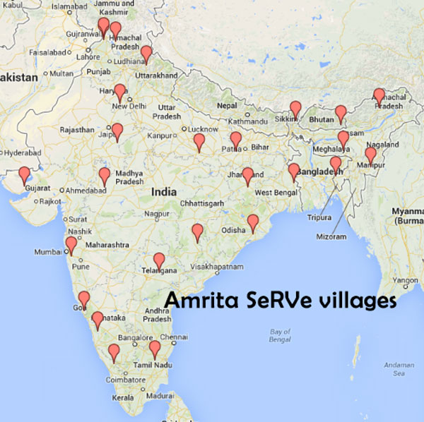 amritaServevillages