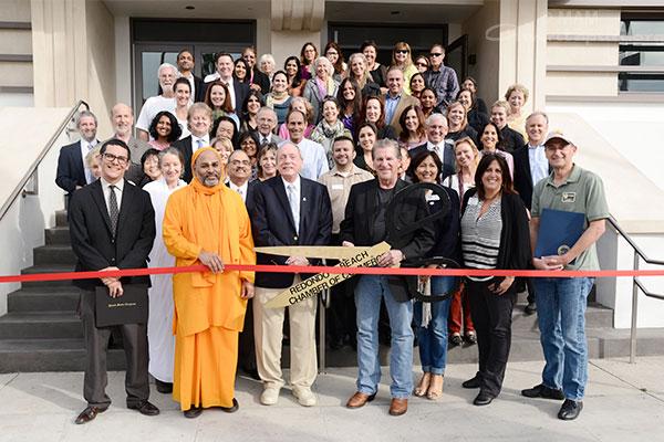 MA Center LA inauguration