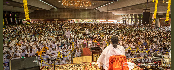 Amma's Onam address