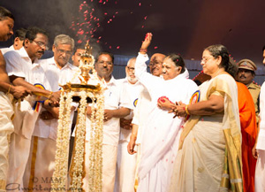 sndp inauguration