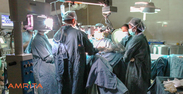 Amrita hospital brings open fetal surgery to India, fourth country
