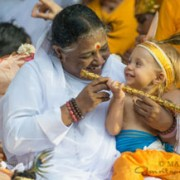 baby krishna and amma