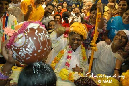 Sri Krishna - a master for all times - Amma, Mata