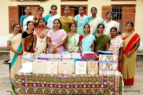 Amrita Self Reliance Education Amp Employment Self Help Groups