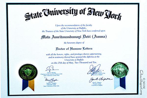 amma-doctorate
