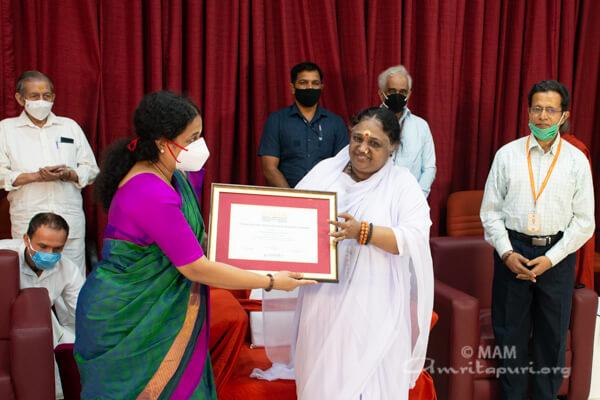 Dr Maneesha V Ramesh